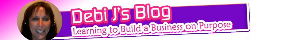 Debi J's Blog