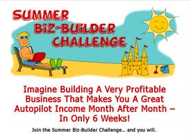 Summer Biz Builder Challenge